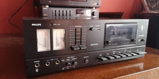 Magnetofon kasetowy Philips N2541