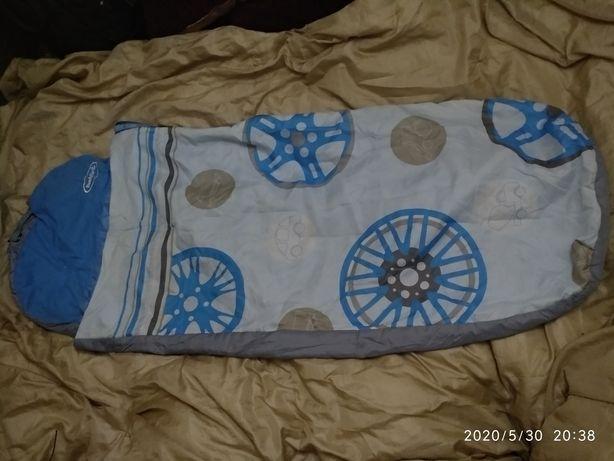 Дитячий спальний мішок - Детский спальный мешок