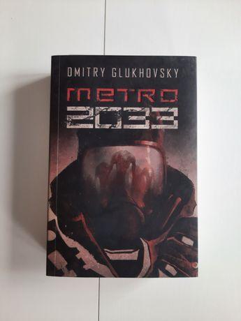 Metro 2033 Dmitry Glukhovsky