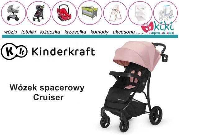 Wózek spacerowy Kinderkraft Cruiser