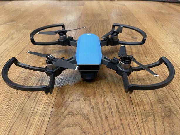 Dron DJI Spark + powiększony zestaw Fly More Combo
