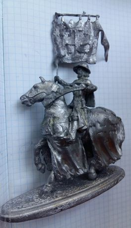 Продам статуэтку Крестоносец!