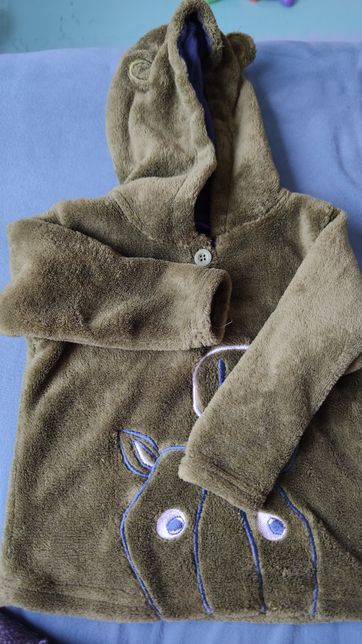 Ciepła bluza z uszkami