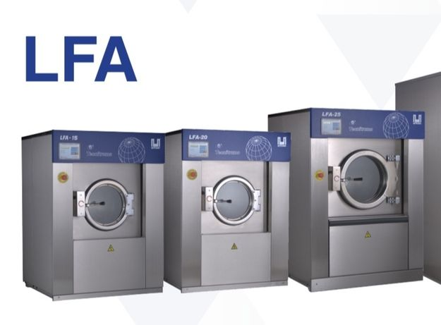 Máquina de lavar roupa industrial Self-service lares e hospitais LFA15