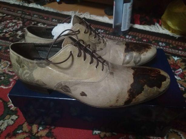 Туфли мужские gianni barbato