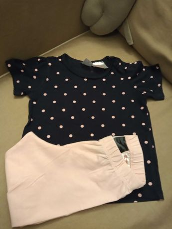 Piżamka H&M 86 r.