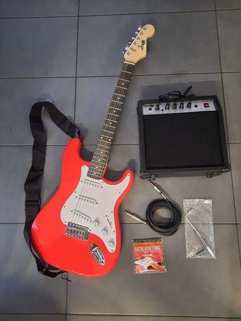 Sprzedam gitarę elektryczną Max music