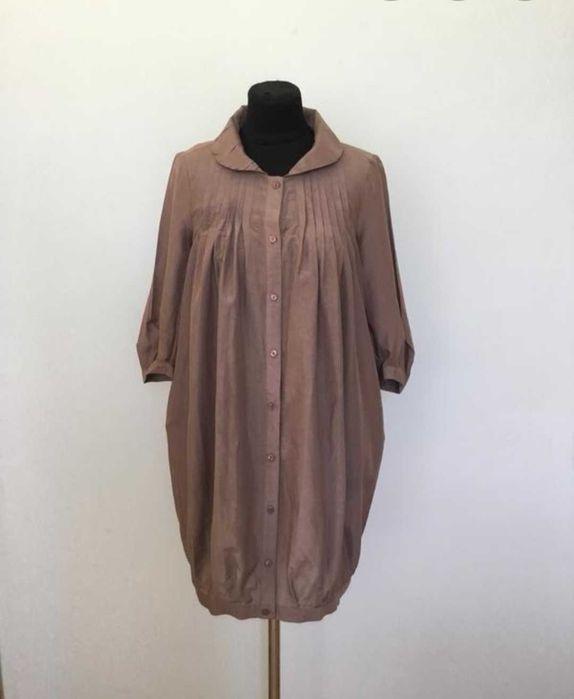 Maje платье миди шёлк размер S-М Борисполь - изображение 1