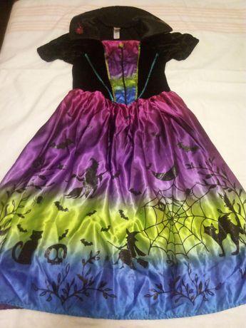 Красивое платье на Хэллоуин TU на 11-12 лет