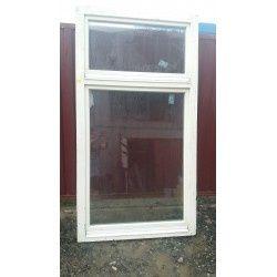 Окно немецкое деревянное со стеклопакетами 1230 м. * 2250 м. открывае