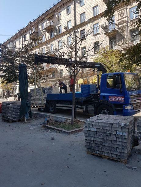 Услуги Аренда крана - манипулятора Киев, Киевская область