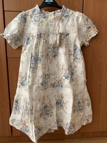 Sukienka Newbie r. 122 nowa