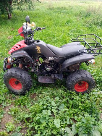 Quad Bashan 200 cc