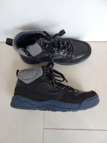 RESERVED buty jesień zima r. 36 23cm bdb