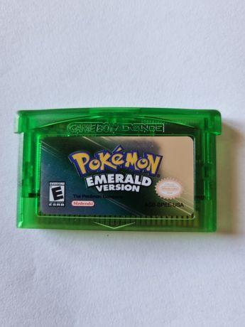 Jogo pokemon emerald - GBA - Gameboy - Game Boy