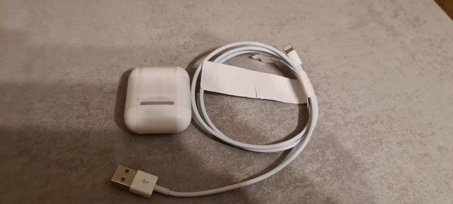 Słuchawki Apple bezprzewodowe