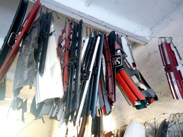 Решотка радиатора Рено 9 11 19 21 25 лагуна меган kangoo safrane кліо