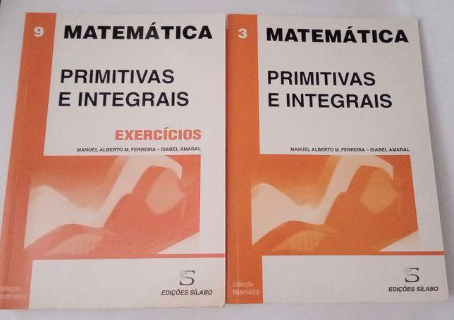 Primitivas e Integrais, de Manuel Alberto M. Ferreira e Isabel Amaral
