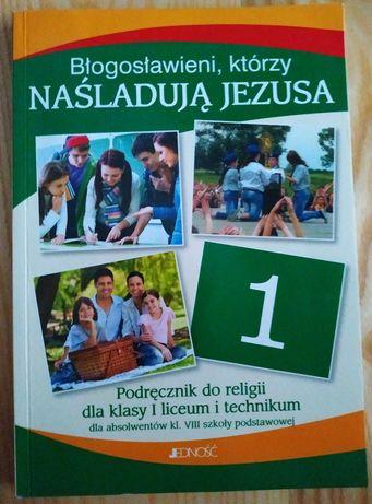 """Podręcznik """"Błogosławieni, którzy naśladują Jezusa"""""""