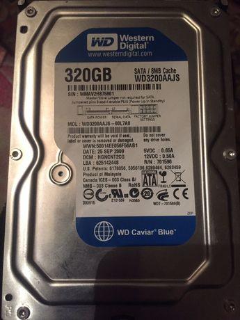 Жёсткий диск 320gb WD