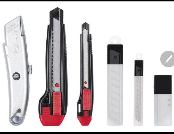 Набір канцелярських ніжів і лез Німеччина