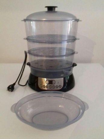 Máquina de cozinhar ao vapor Philips