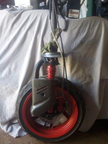 Моновилка с 13 диском гилера ранер - комплект