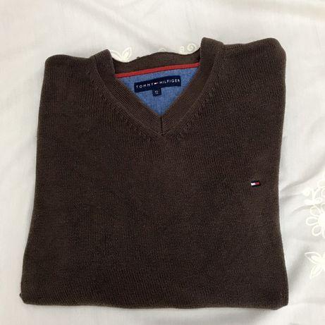 Tommy Hilfiger - sweter męski XL