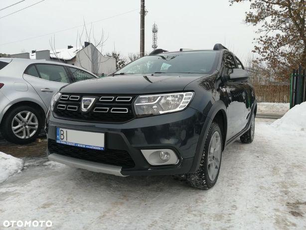 Dacia Sandero Stepway (na gwarancji !, 22 tys.km., serwis ASO, salon PL, 1 wł) FV23%