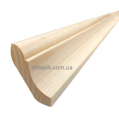 Плінтус дерев'яний/Плинтус деревянный/ В Наявності/ Доставка по Україн