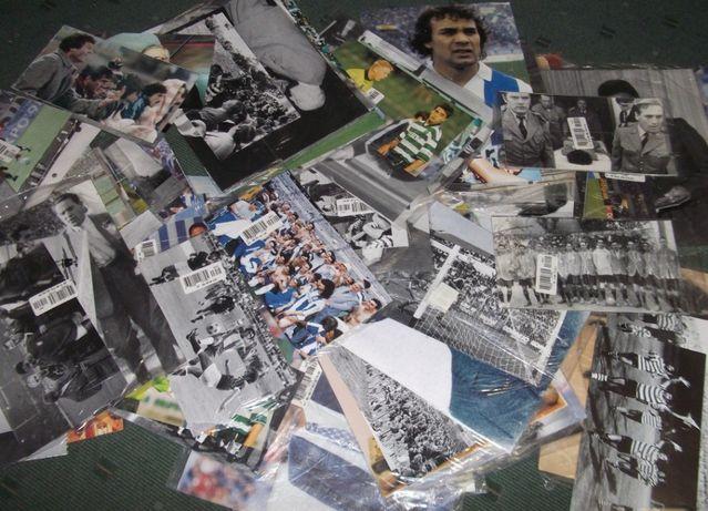 200 fotos clássicas colecionáveis de futebol