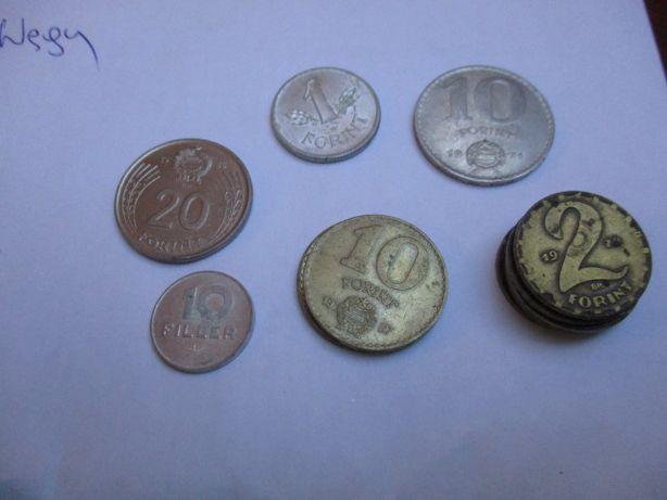 monety węgierskie z przed denominacji