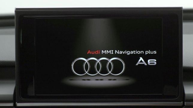 Naprawa ekranu, wyświetlacza, monitora, LCD Audi A6 C7 A8 D4 D3