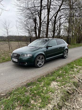 Audi A3 8P 2.0TDI Lift, klimatyzacja, Tempomat