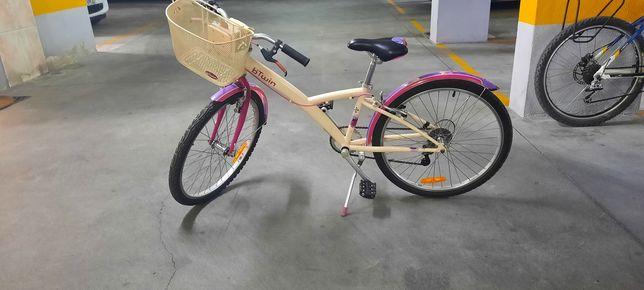 Bicicleta Btwin Criança Roda 24
