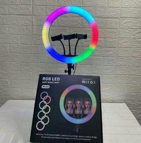 светодиодная rgb лампа