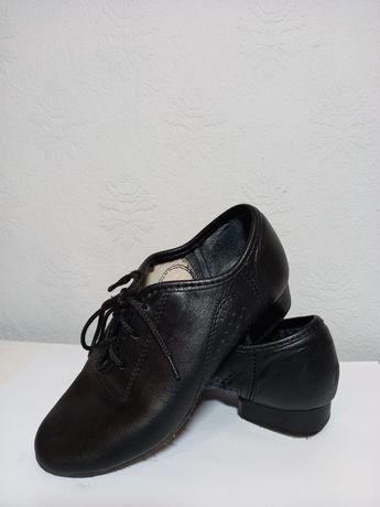 Танцювальне взуття для хлопчика 18 см