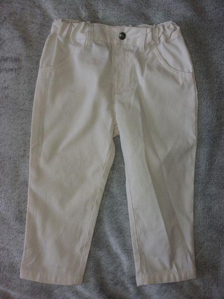 летние штаны брюки на 1,5 года 18 месяцев