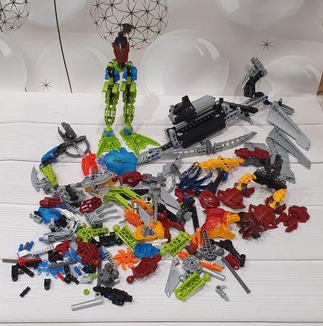 Детали  Lego Bionicle одним лотом