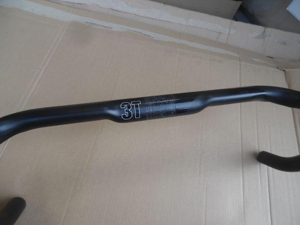 3T Ergonova Team Carbon Handlebar-42cm