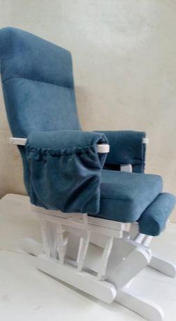Rewelacyjny fotel bujany do karmienia , na prezent