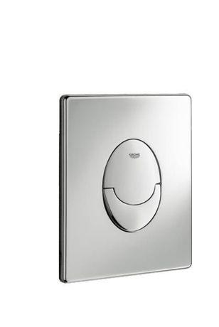 Przycisk WC Grohe Skate Air sredbrny