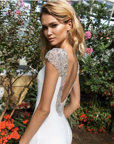 Продам шикарное свадебное платье Crystal