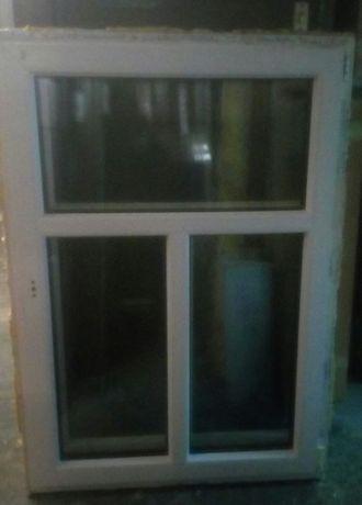 okna pcv w stylu wiejskim