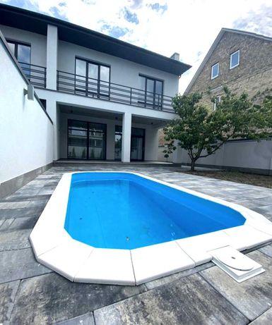 Новый дом с бассейном. Госакт. Место для авто. Таирова / Вавилова