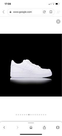 Nike air force 1 LOW eu: 41