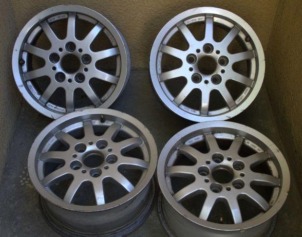 4x FELGA 7x15 ET47 BMW E36 Z3 BBS