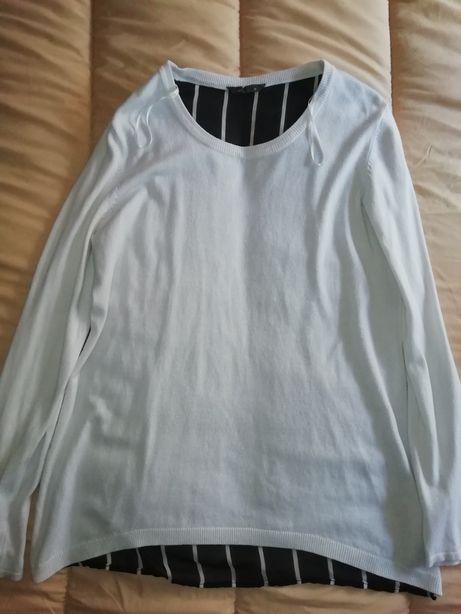 Camisola branca MO