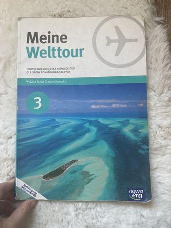 Podręcznik Meine Welttour 3