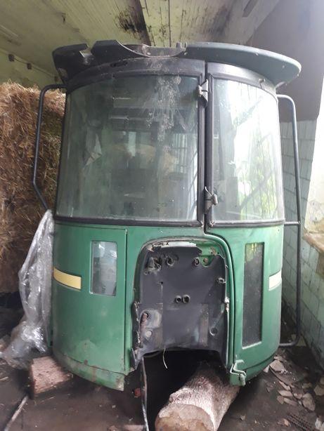 Трактор John deere 8850 по запчастинах.кабіна